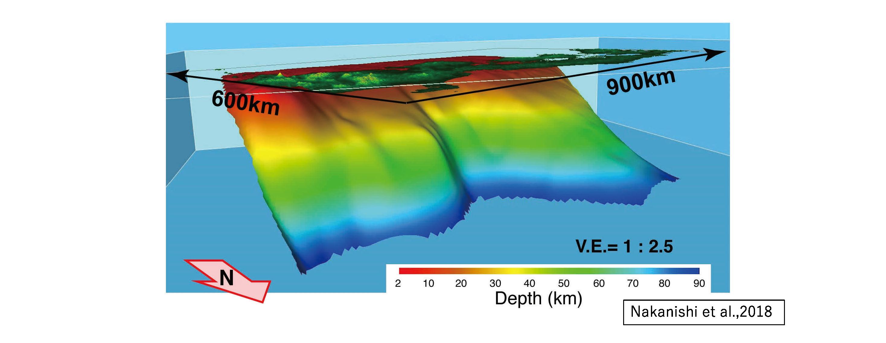 巨大 地震 トラフ 南海