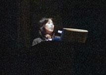 青野先生(財団法人市民防災研究所)による基調講演1