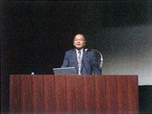 後藤先生(長崎大学大学院)による講演1