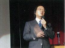 立木教授(同志社大学)による講演