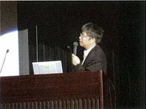 都司先生(東京大学地震研究所)による講演