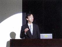山岡先生(東京大学地震研究所)による講演