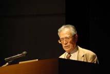首藤先生(日本大学大学院総合科学研究科)の講演