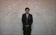 小河副知事(大阪府)による開会の挨拶