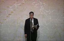 畑中副局長(NHK大阪放送局)による開会の挨拶