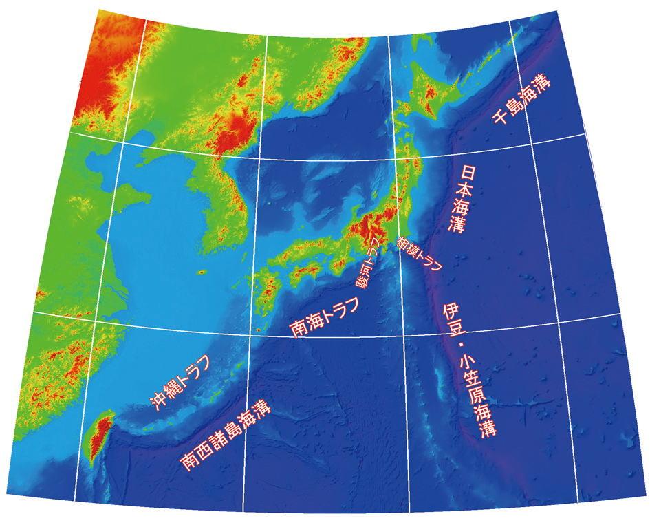 南海 トラフ 地震 5 月